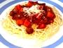 Go to spaghetti bolognese recipe