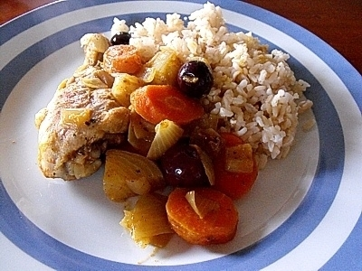 African Chicken Recipe - Chicken Yassa