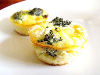 Broccoli - Crustless Quiche Recipe