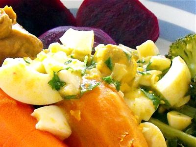 Go to egg salad recipe