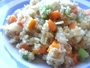 savoury quinoa