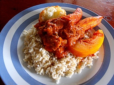 African lamb stew recipe