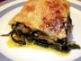 Go to spinach lasagna and homemade lasagne sheets