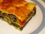 Go to spinach tomato mushroom lasagne