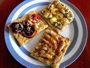 Go to breakfast pizza recipe