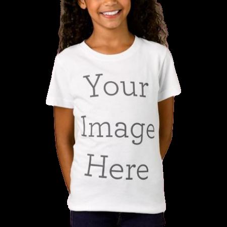 kids custom printed t-shirt