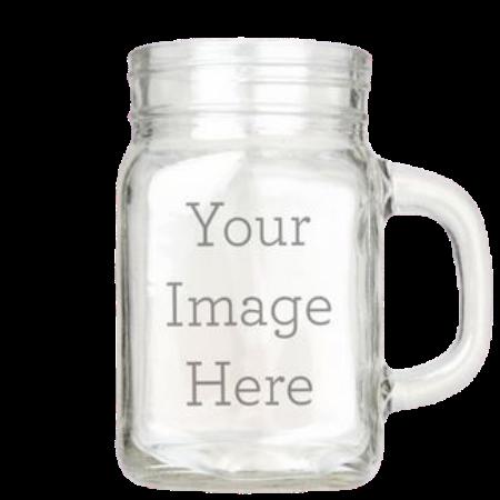 Custom Mason Jar