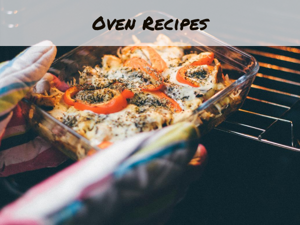Easy Oven Bake Recipe