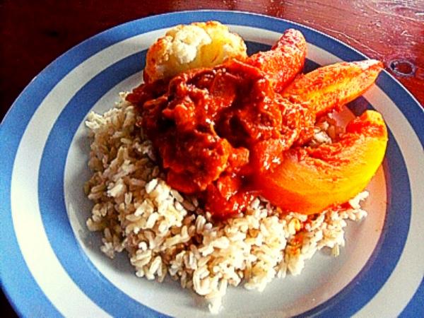 African lamb stew recipe