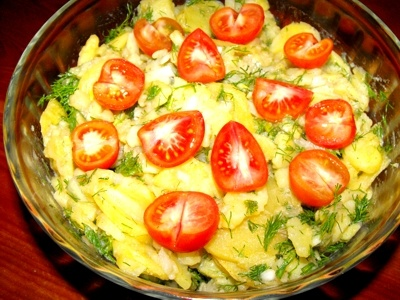 Go to potato salad recipe