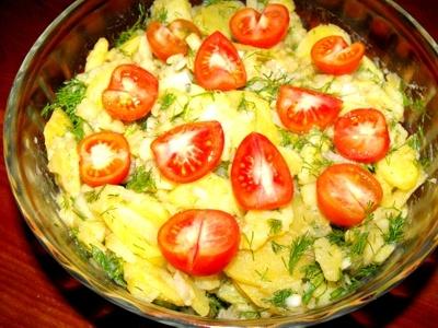 Go to potato salad recipe