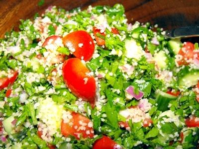 tabouuli salad