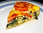 Go to spinach quiche recipe with mushrooms and tomatoes