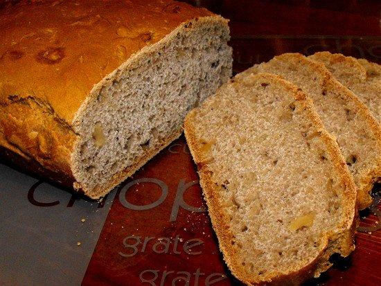 Got to buckwheat bread