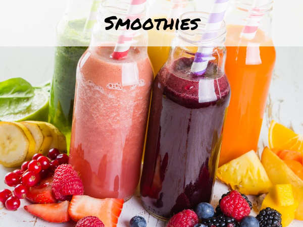 Best Fruit Smoothies