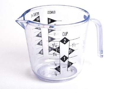 measure cup