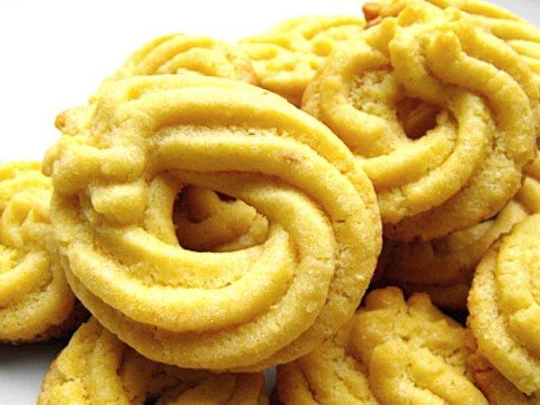 German spritz cookie