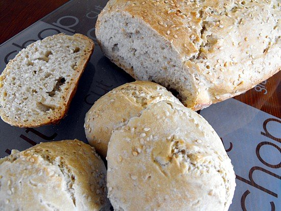 homemade yeast bread recipe