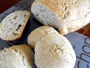 Go to home baked yeast bread